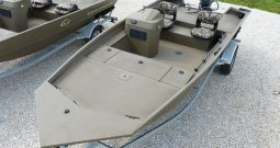 2020 G3 Gatortough 18SC jon boat with 70hp Yamaha