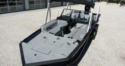 2021 SeaArk SL Easy with Suzuki 250