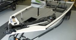 2021 G3 Sportsman 1710 in White with Yamaha 90 SHO